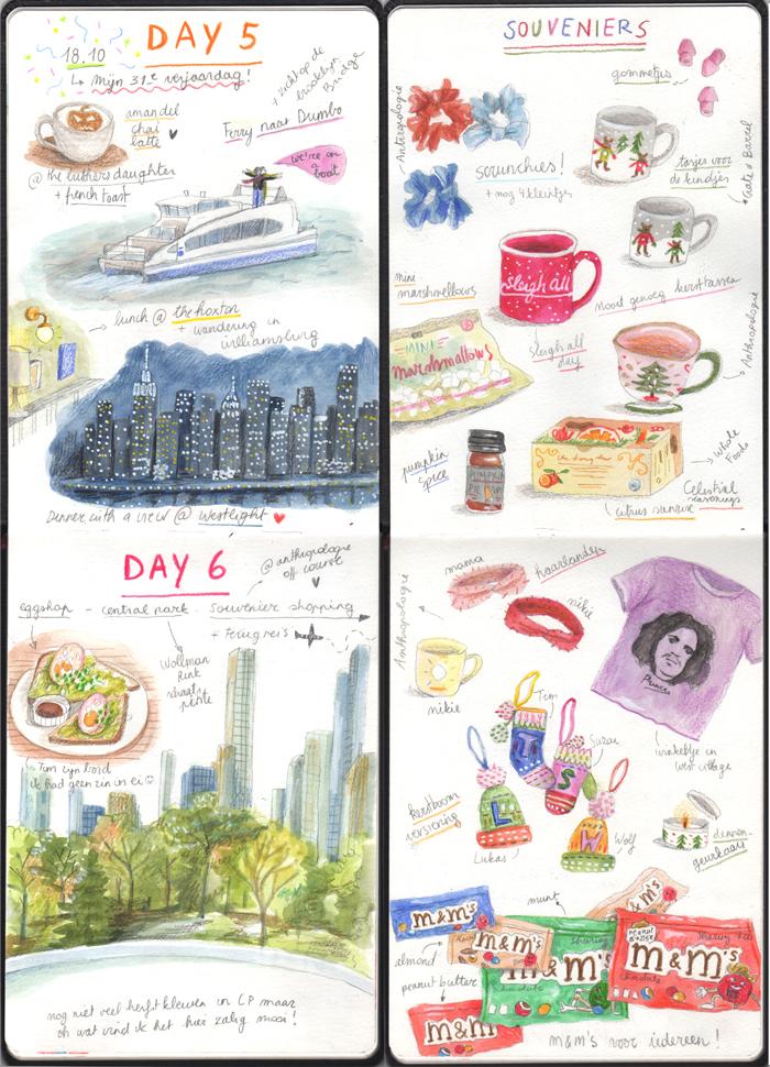 New York TravelJournal